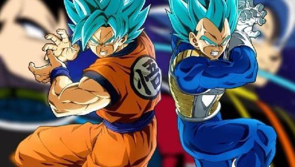 Gokú y Vegeta pasaron por un entrenamiento de gravedad que fortaleció  su físico (Foto: Toei Animation)