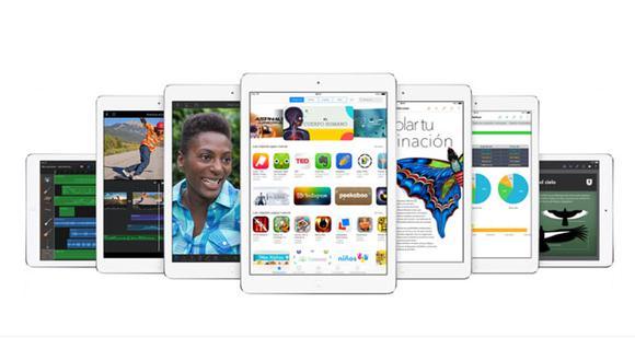 Apple lanzará nuevos iPad y su OS X Yosemite el 21 de octubre