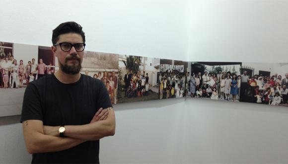 Miguel Aguirre, el artista que acumulaba imágenes