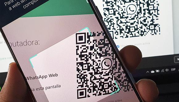 ¿Tu amigo podrá leer tus mensajes? Conoce lo que ocurre en WhatsApp Web. (Foto: MAG)