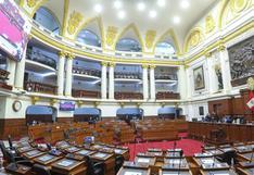 Congreso aprueba en primera votación que expresidentes no salgan del país por un año una vez concluido su mandato