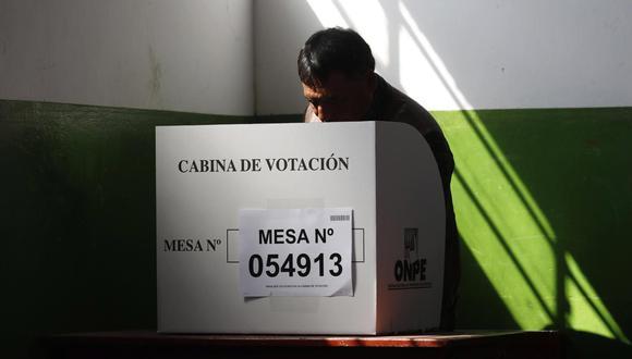 El cronograma también establece que el 12 de marzo es la fecha límite para resolución de tachas y exclusión de candidatos por declaración jurada de hoja de vida y dádivas.(Foto: El Comercio)