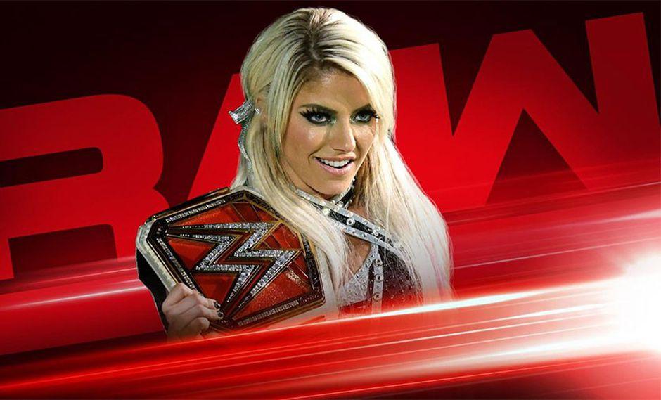 WWE: Monday Night Raw se emitirá este lunes tras un inesperado Money in the Bank. (Foto: WWE)