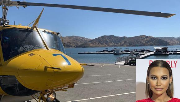 ¿Dónde desapareció la actriz Naya Rivera? Google Maps te enseña el lugar. (Foto: Ventura County Sheriff's Office|AFP)