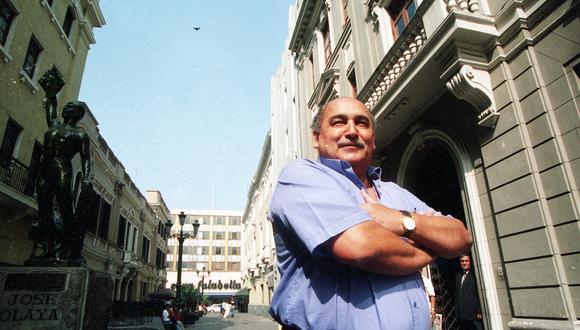 El legado que dejó Alberto Andrade a la ciudad. (Foto: Archivo histórico de El Comercio)
