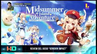 """Análisis del videojuego """"Genshin Impact"""""""