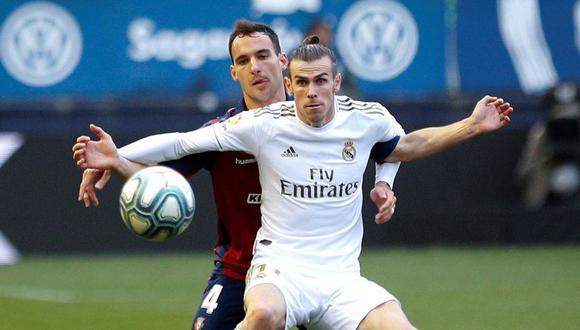 Gareth Bale sufrió un esguince en el dedo meñique de la mano derecha | Foto: EFE