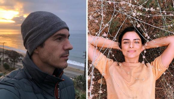 "Mauricio Ochmann afirmó que Aislinn Derbez no tiene que pedir ""permiso"" para rehacer su vida. (Foto: Instagram / @aislinnderbez / @mauochmann)."