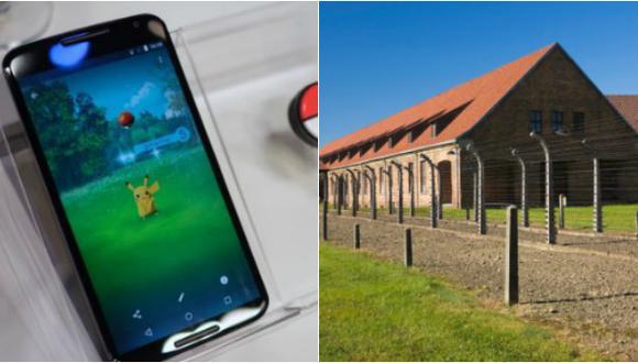 Pokémon Go: prohíben su uso en el memorial de Auchwitz