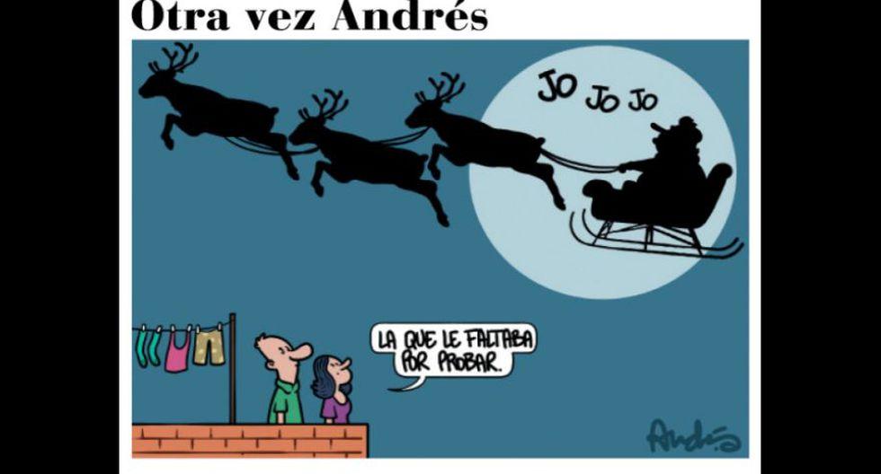 El caso Alan García y una caricatura de Andrés Edery que te hará reflexionar.