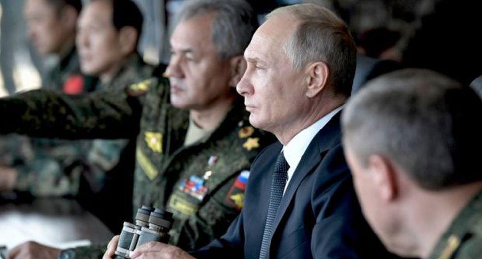 Estados Unidos anunció que suspenderá dentro de 60 días el cumplimiento del INF si Rusia no vuelve a cumplir con sus obligaciones derivadas de ese tratado. (Foto: AFP)