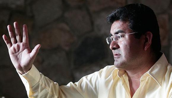 Comisión de Fiscalización investigará gestión de César Álvarez