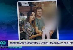 Ica: mujer falleció tras ser arrastrada en un vehículo manejado por su pareja