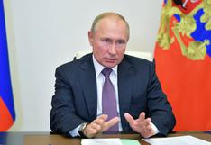 Putin invita a cancilleres de Armenia y Azerbaiyán a Moscú para hablar de paz en Nagorno Karabaj
