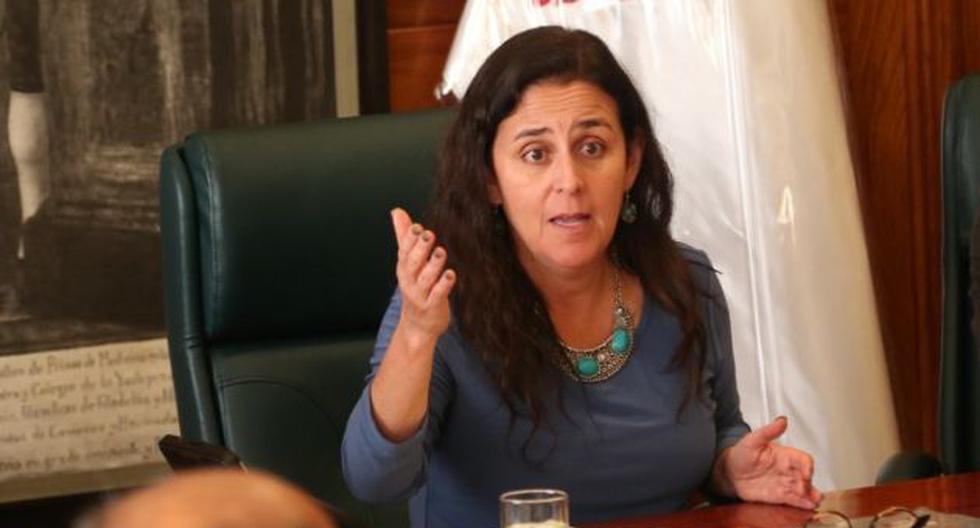 La exministra de Salud Patricia García considera que las medidas adoptadas por el Gobierno son las más adecuadas para tratar de frenar el avance del coronavirus Covid-19.