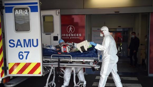 Coronavirus en Francia | Últimas noticias | Último minuto: reporte de infectados y muertos hoy, viernes 7 de noviembre del 2020. (Foto: PATRICK HERTZOG / AFP).