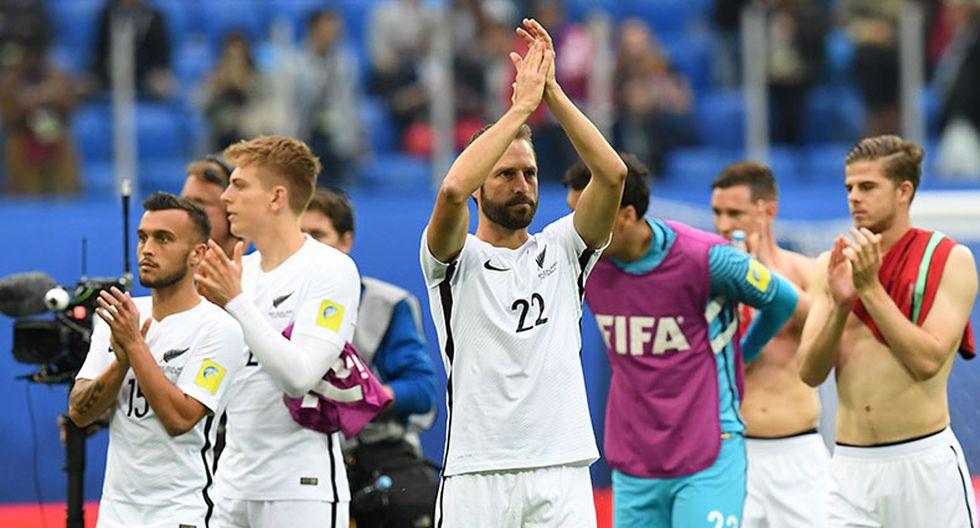 Andy Martin, director ejecutivo de Nueva Zelanda, aseguró que la FIFA descartó el apoyo económico para la logística del duelo ante Perú. (Foto: AFP)