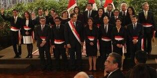 Gabinete Zeballos: cuatro ministros menos desde el cierre del Congreso