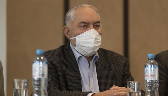 Jorge Montoya señaló que votación contraria de sus colegas merece una investigación interna en la agrupación. (Foto: archivo GEC)