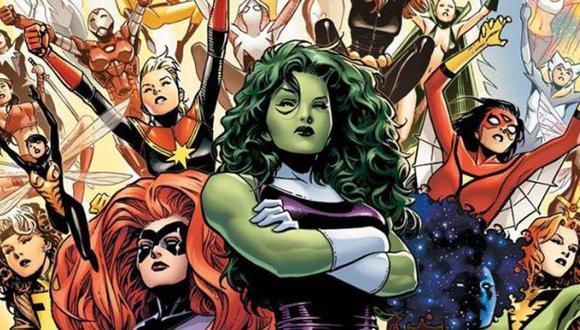 Facebook: Marvel envió saludo por Día Internacional de la Mujer