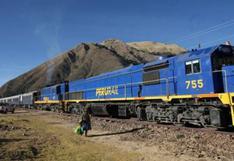 PeruRail niega haber incrementado tarifas para el tren a Machu Picchu