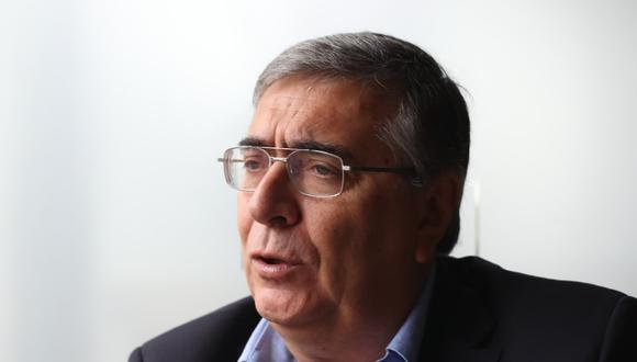 """""""Nuestro punto de fuerza es la diversificación"""", afirma Antonio Bologna, gerente general de Seafrost. (Foto: Rolly Reyna/ElComercio)"""