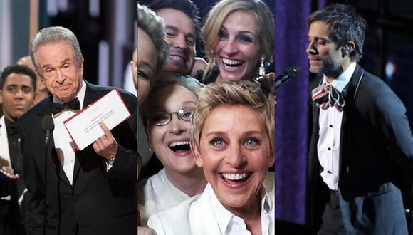 En diversas ocasiones la ceremonia del Oscar ha estado rodeada de polémica, momentos divertidos y hasta vergonzosos | Foto: Agencias
