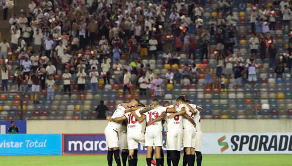 Universitario y Cerro Porteño empataron 1-1 en el duelo de ida de la eliminatoria. (Foto: GEC)