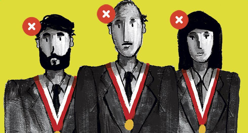 Candidatos pueden ser excluidos hasta el 25 de enero solo en casos concretos. (Ilustración: El Comercio)