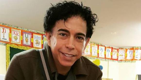 Ernesto Pimentel anunció que venció al COVID-19 y comparte tierno reencuentro con su hijo.  (Foto: @lacholachabuca)