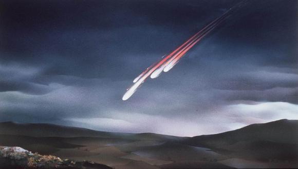 Hallan la zona de impacto más grande hecha por un meteorito
