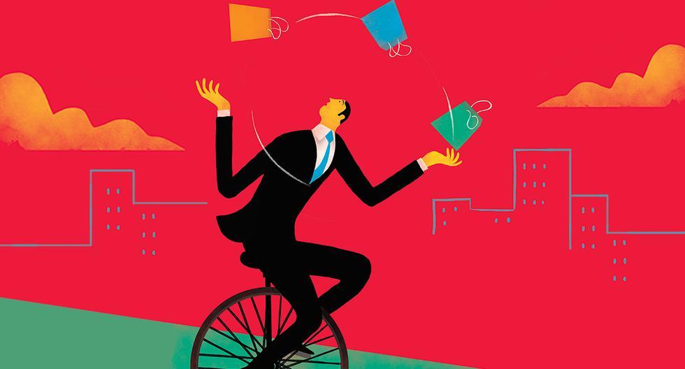 CEOs y líderes empresariales están atentos al nombramiento del gabinete ministerial para tener mayor claridad en el frente económico. (Ilustración: Víctor Aguilar)