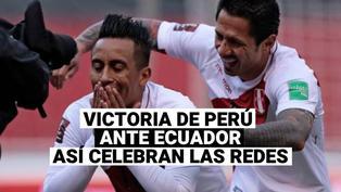 Eliminatorias Qatar 2022: Así celebraron los hinchas peruanos la victoria de la selección ante ecuador