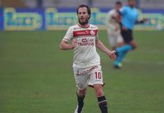 Hernán Novick retornó a entrenar con Universitario a Campo Mar