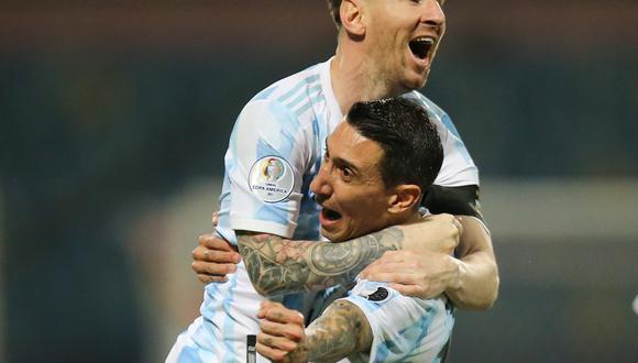 Lionel Messi comandará el ataque de Argentina.