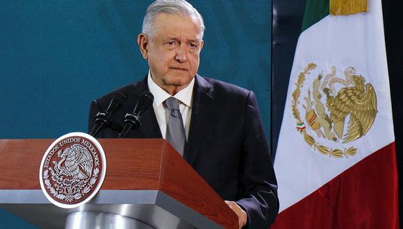 El Presidente de México, Andrés Manuel López Obrador, no descarta que realizarán nuevos intentos por capturar al hijo de El Chapo Guzmán. (Foto: AFP)
