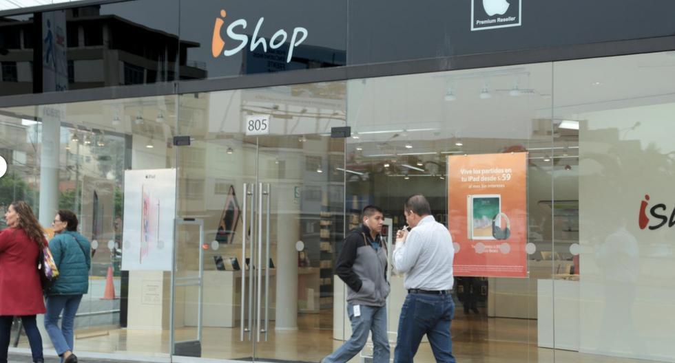 En términos de dinero, [los productos más vendidos] son los iPhones, seguidos de las Macs, iPads y Watch. (Foto: GEC)