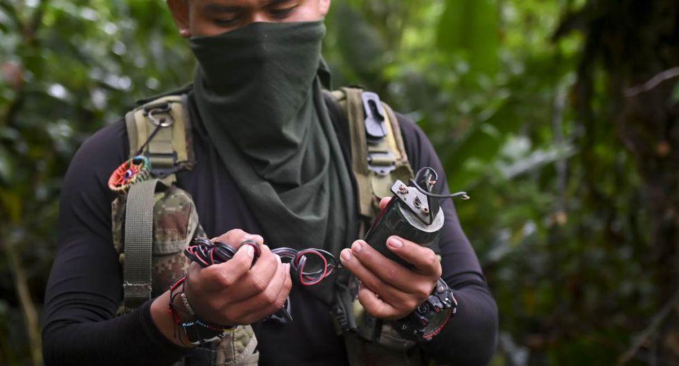 El ELN ahora tiene un pie de fuerza de 2.300 combatientes contra los 1.800 que contabilizaba inteligencia oficial en 2017. (Foto: AFP)
