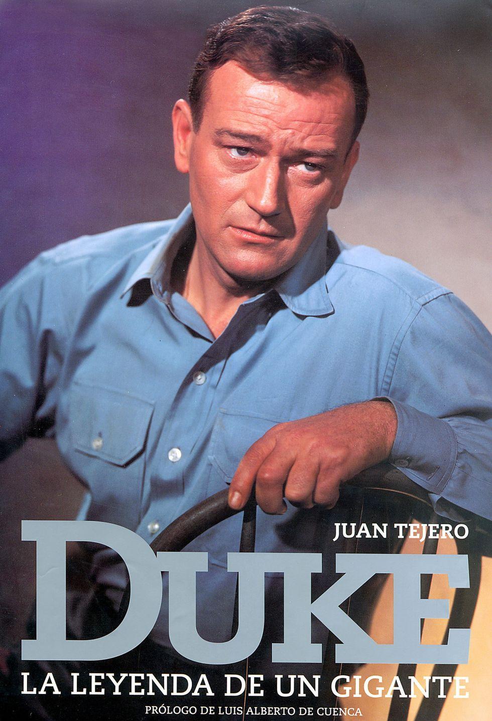 Veinte años después de su muerte, John Wayne sigue siendo uno de los grandes mitos masculinos del cine y uno de los actores preferidos por el público. (EFE)