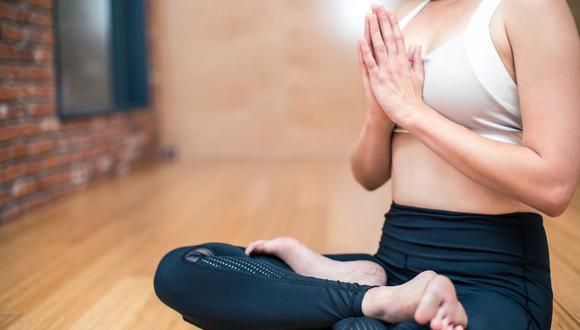 La meditación es una práctica milenaria que está experimentando una gran popularidad en la última década para decirle adiós al estrés. (Foto: Pixabay)