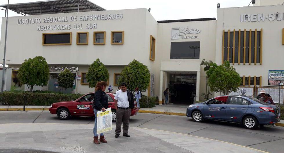 El IREN Sur tiene 10 años funcionado en Arequipa. (Foto: Zenaida Condori)