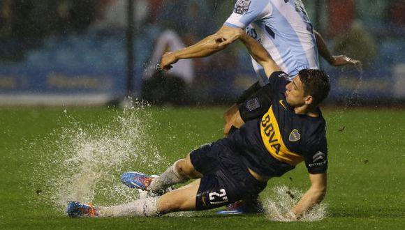 Partidos de Boca Juniors y River Plate cancelados por lluvias
