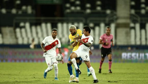 Lapadula es el 9 peruano ante la ausencia de Paolo Guerrero. (Foto: Jesús Saucedo / GEC)