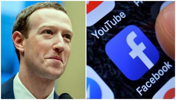 Reguladores en Estados Unidos aplicaron el miércoles una multa récord de US$5.000 millones a Facebook.