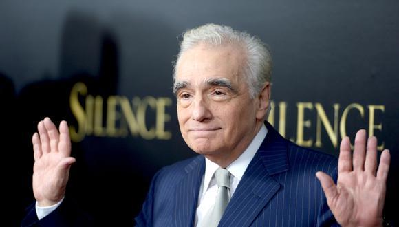 """Martin Scorsese en 2017, durante la campaña promocional de la película """"Silence"""". (Foto: AFP)"""