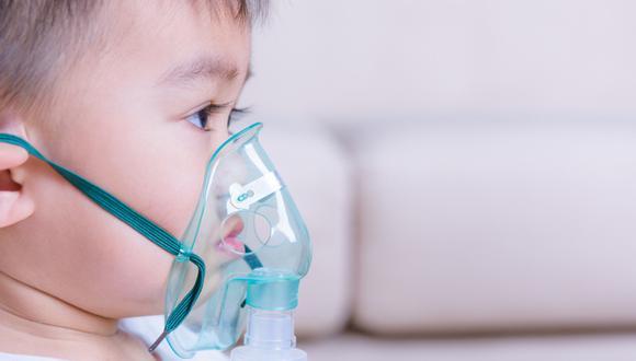 ¿Qué tan expuestos están los niños con asma ante el coronavirus? (Foto: Shutterstock)