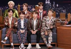 "BTS regresa a ""The Tonight Show"" con una semana entera de presentaciones"