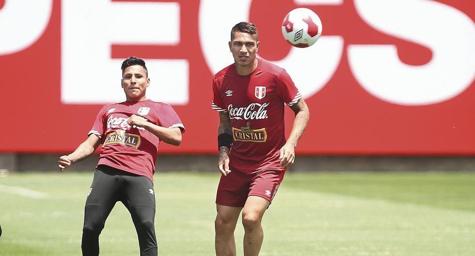 Ruidiaz y Guerrero forman parte de la selección durante todo el proceso de Gareca. (Foto: GEC)