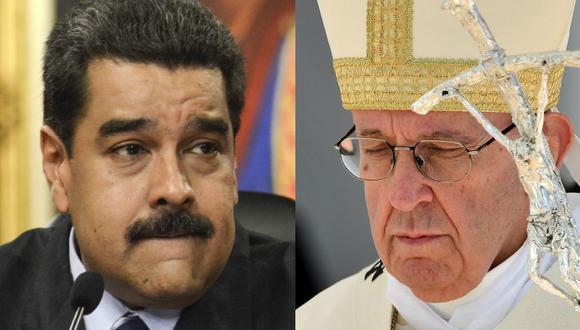 """""""Señor Nicolás Maduro"""": ¿Por qué el Papa Francisco no lo llamó 'presidente' en carta filtrada?"""