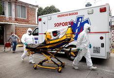 México reporta 1.235 muertes por coronavirus en un día y 15.873 nuevos contagios
